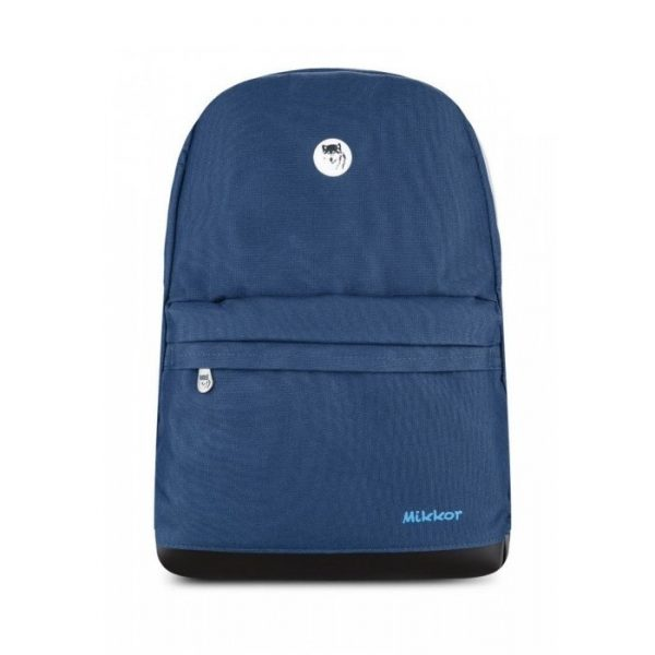 Balo Mikkor Ducer Backpack New Xanh Navy