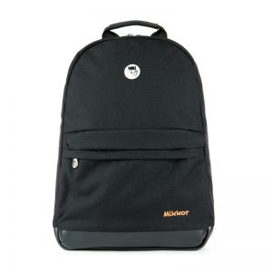 Mikkor Ducer Backpack Black baloonline