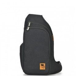 Balo 1 quai Mikkor D'Leh Sling Backpack Black