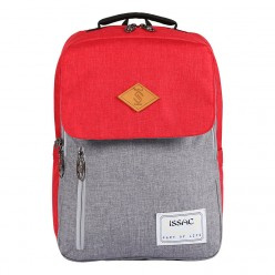 balo issac 2 red grey