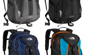 balo the north face surge 2010